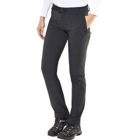 Black Diamond Alpine Pantalones Mujer, smoke